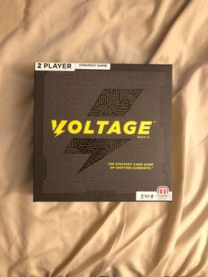Voltage Board Game for Sale in Marietta, GA