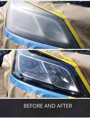 Headlight restoration for Sale in Addison, IL
