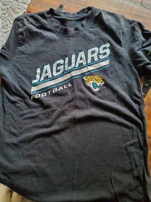 Boys Jacksonville Jaguars Shirt for Sale in Wichita, KS