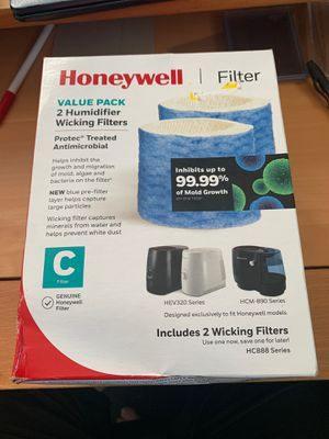 Honeywell humidifier C filter 2 pack for Sale in Parma, OH
