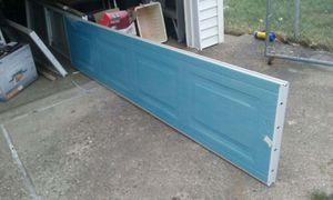 Garage door panels for Sale in Roseville, MI