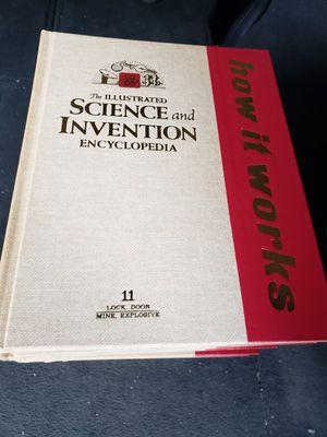 Science encyclopedia set for Sale in Providence, RI