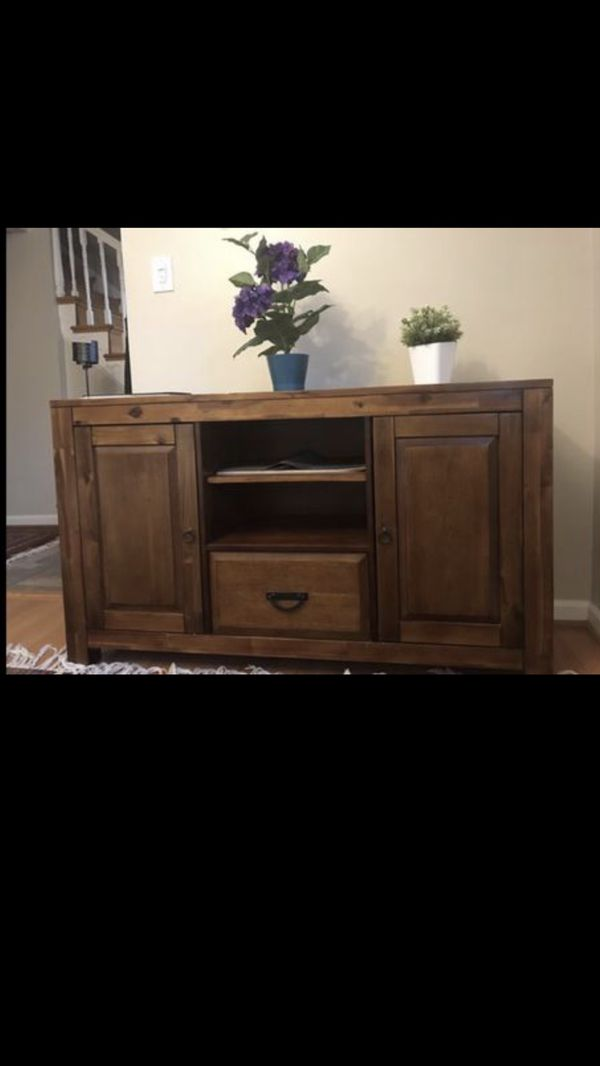China cabinet and TV stand