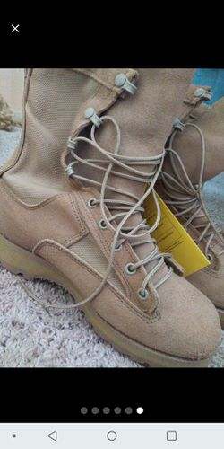 Women's military boots for Sale in Las Vegas,  NV