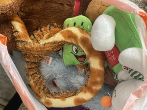 Bag of Stuffed Animals for Sale in San Jacinto, CA