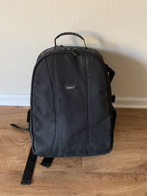 AmazonBasics Camera Backpack for Sale in Fountain Valley, CA