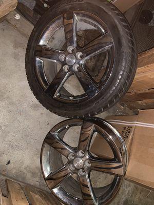 18inch Pontiac rims for Sale in Milwaukee, WI