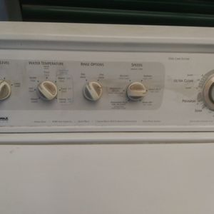 Kenmore Washer And Whirlpool Dryer Set! Moved Out and No Longer Need Them In My New Place for Sale in Turlock, CA