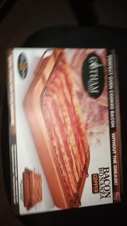 Bacon bonanza pan for Sale in Leominster,  MA