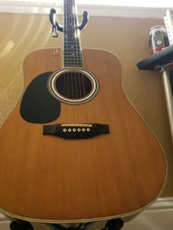 Acoustic Guitar for Sale in West Sacramento,  CA