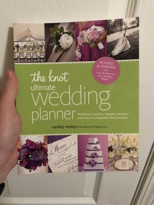 The Knot Ultimate Wedding Planner for Sale in Jacksonville, NC