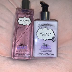 VS Tease Rebel Lotion And Perfume for Sale in Portland, OR
