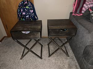 End tables for Sale in Trenton, IL