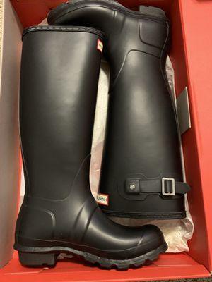 Hunter Rain Boots for Sale in Sanford, NC