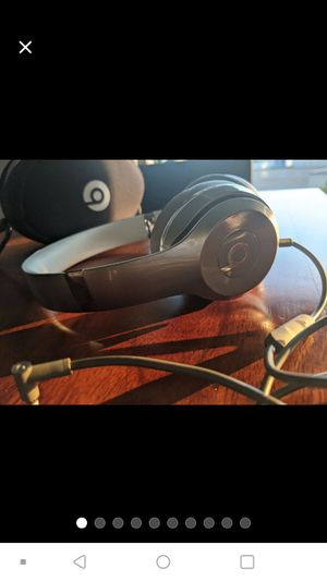 Beats solo 2 for Sale in San Diego, CA