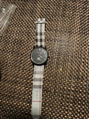 Burberry watch as new for Sale in Alexandria, VA