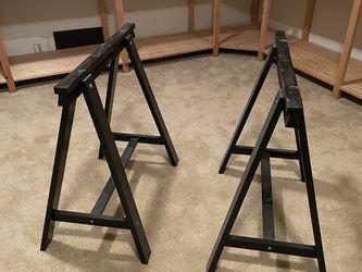 IKEA Oddvald Desk Leg Pair Of 2 for Sale in Mercer Island,  WA