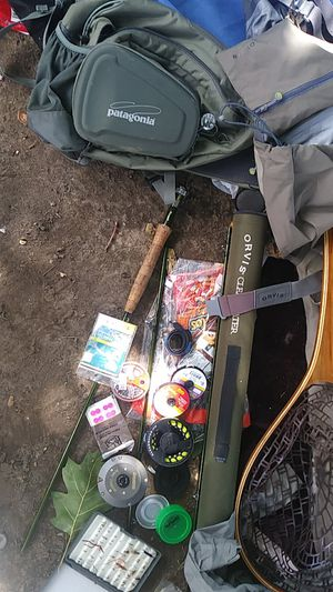 Alot of fly fishing stuff for Sale in Denver, CO