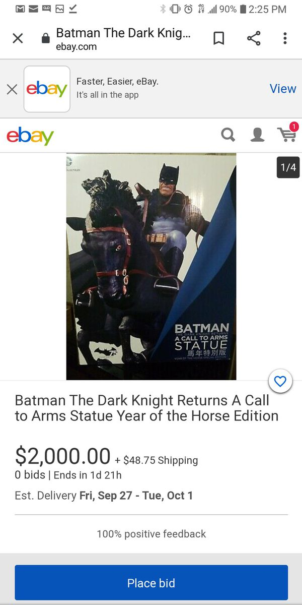 DC Batman Dark Knight Returns Call to Arms