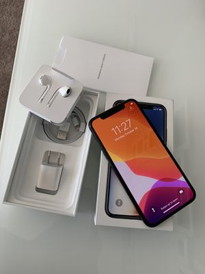 Iphone X Brand New Factory Unlock For any company for Sale in Phoenix, AZ