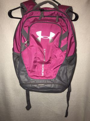Pink under armor backpack for Sale in Columbia, TN
