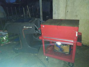 Snap on tool boxes for Sale in Moreno Valley, CA