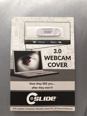 Webcam Cover for Sale in Austin, TX