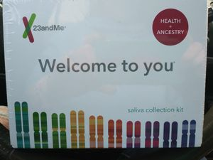 23 And Me Ancestry and Health prepaid kit for Sale in Portland, OR
