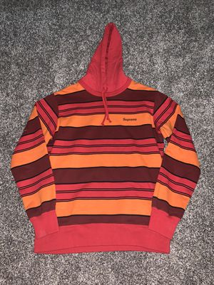 Supreme L red men's hoodie for Sale in Olympia, WA