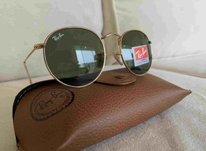 Brand New Authentic RayBan Round Sunglasses for Sale in West Palm Beach, FL