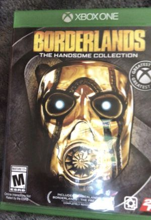 Xbox one, Borderlands The handsome collection for Sale in Starkville, MS