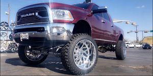 Wheel, Tire & Lift Kit Packages in payments for Sale in Abilene, TX