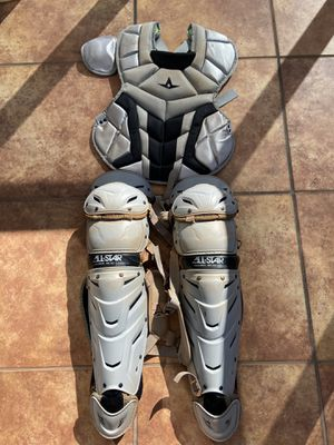 Catcher's gear. Series 7 allstar pro for Sale in Golden Beach, FL