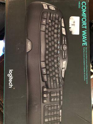 Logitech comfort wave for Sale in Redwood City, CA