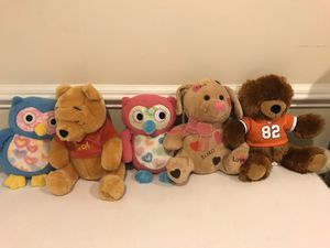 Stuffed animals for Sale in Alexandria, VA