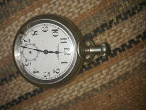 Old train keepers watch..Metal detected. Very cool for Sale in Santa Fe, NM