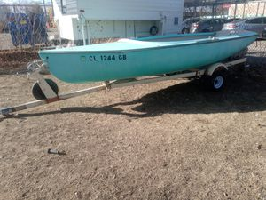 Project sailboat with trailer for Sale in Denver, CO