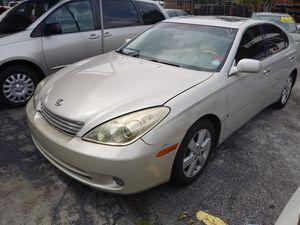 2005 Cream Lexus ES for Sale in Longwood, FL