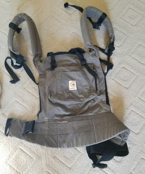 Original ergo carrier with infant insert for Sale in Upland, CA