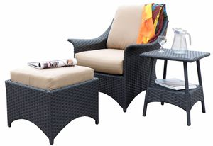 3x Lounge Chair Set - Brand New! Factory direct! $149 instead of $600! Outdoor Patio Furniture for Sale in Ontario, CA