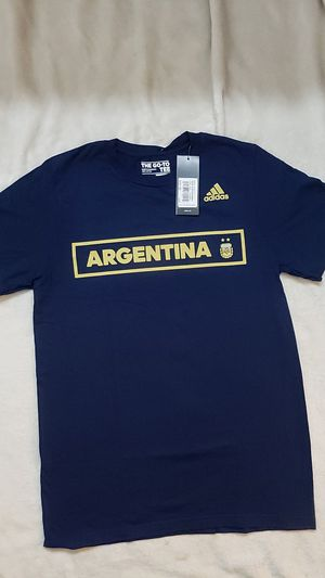 Adidas Argentina Men Shirt for Sale in Montclair, CA