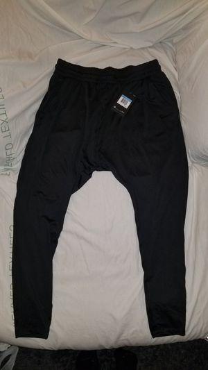 Nike Yoga Pants Sz Medium(Womens) Black/Black Logo for Sale in San Diego, CA