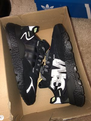 "Adidas nite jogger ""3M"" size 8 for Sale in Gaithersburg, MD"