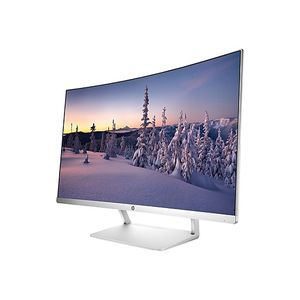 HP 27 Curved LED Monitor, Pike Silver for Sale in Santa Ana, CA