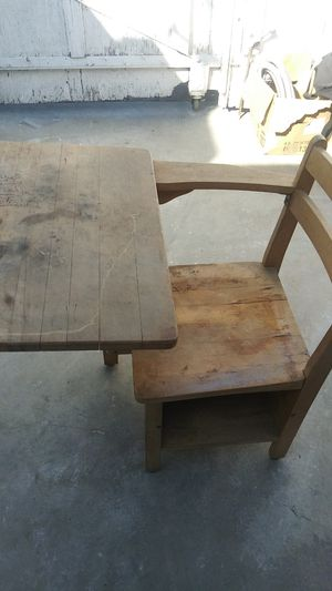 Kids chair and table for Sale in Norwalk, CA