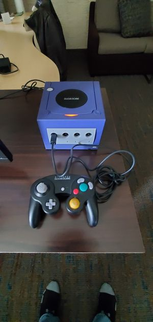 Nintendo Gamecube with Super Smash Bros Game... $60 for Sale in Dallas, TX