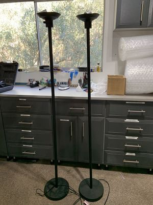 Floor lamps 2 for Sale in Spring Valley, CA