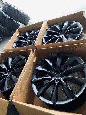 """22"""" Tesla Model X Wheels Rims Factory OEM for Sale in Gardena, CA"""