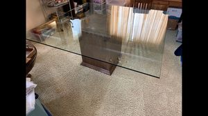 Free glass top dining table! for Sale in San Jose, CA