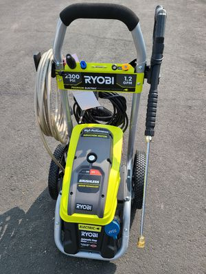 Ryobi 2300 psi electric Pressure washer complete for Sale in Ontario, CA